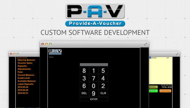 Provide-A –Voucher Point of Sale