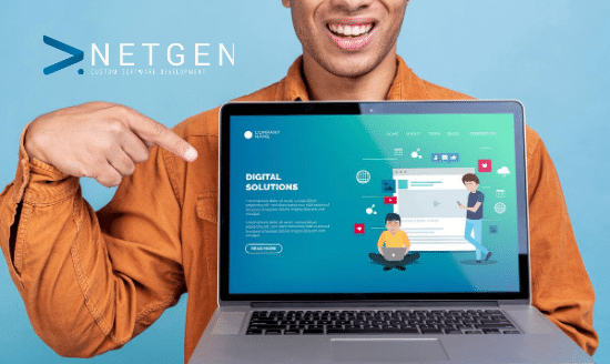 Web-based software - developed by Netgen