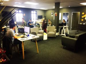 Inside Netgen Cape Town office