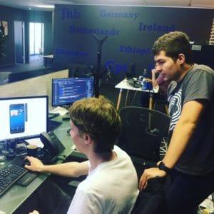 Mobile app development in Netgen Cape Town office