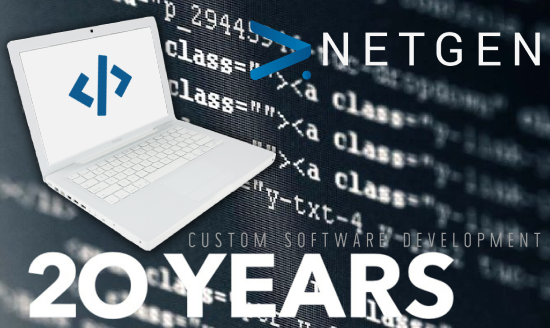 Netgen has reached 20 years of business