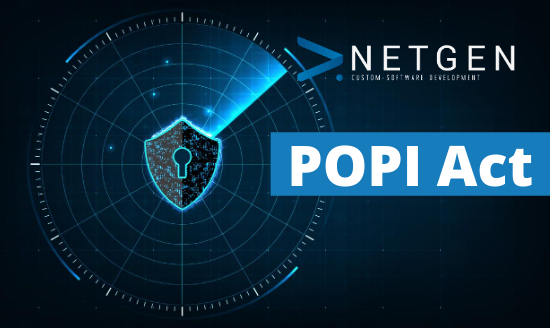 POPI refers to South Africa's Protection of Personal Information Act