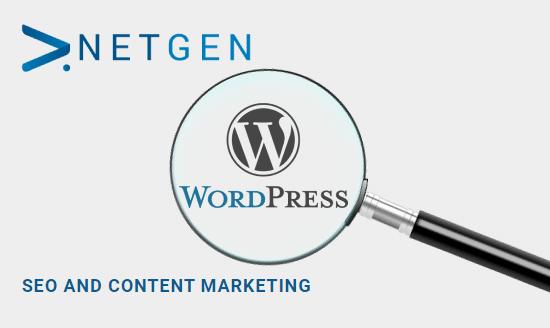 WordPress is your SEO partner