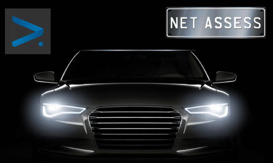 bespoke custom solution for Net Assess from Netgen