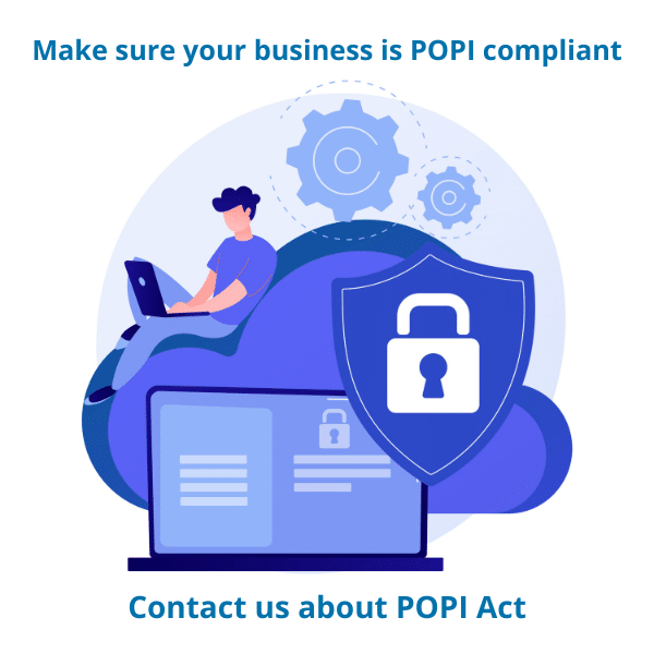 Become POPI compliant