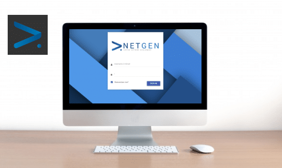 Web based solutions offered by Netgen