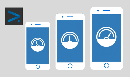 measure mobile app performance