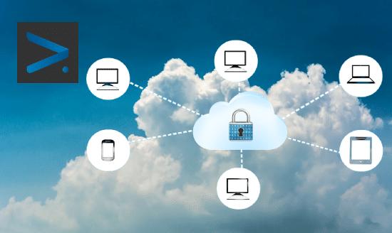 cloud computing with Netgen