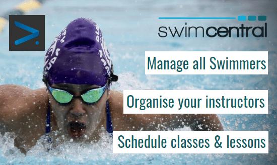 swimming school software by Netgen